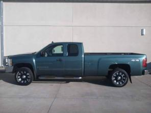 2009 Chevrolet Silverado 1500 4 DOOR EXT C LT